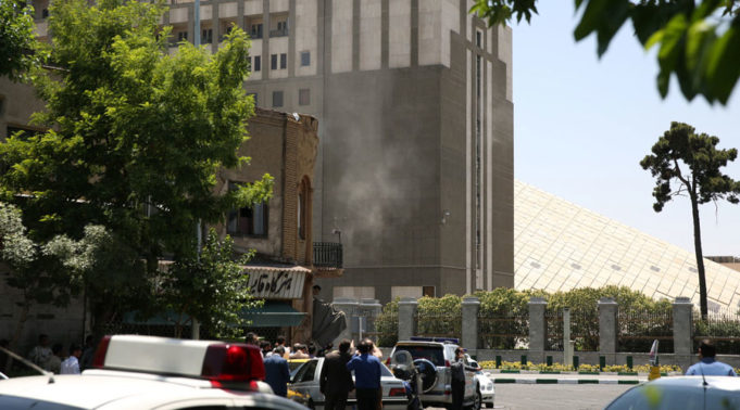 Accusations Fly After Attacks on Tehran