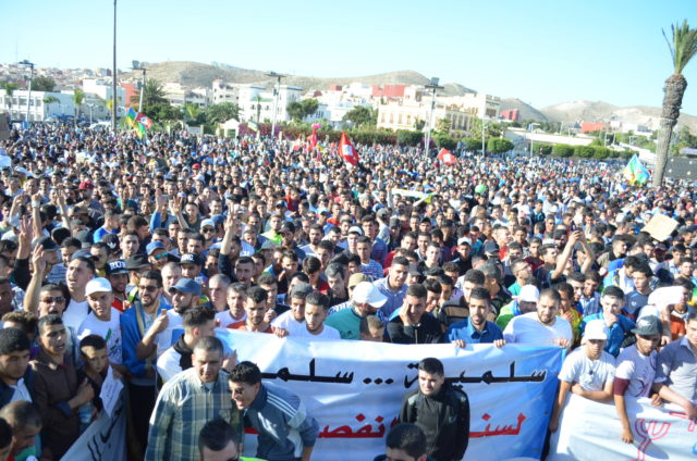 Al Hoceima Protests