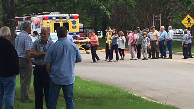 Alabama Army Base in Lockdown due to 'Possible Active Shooter'