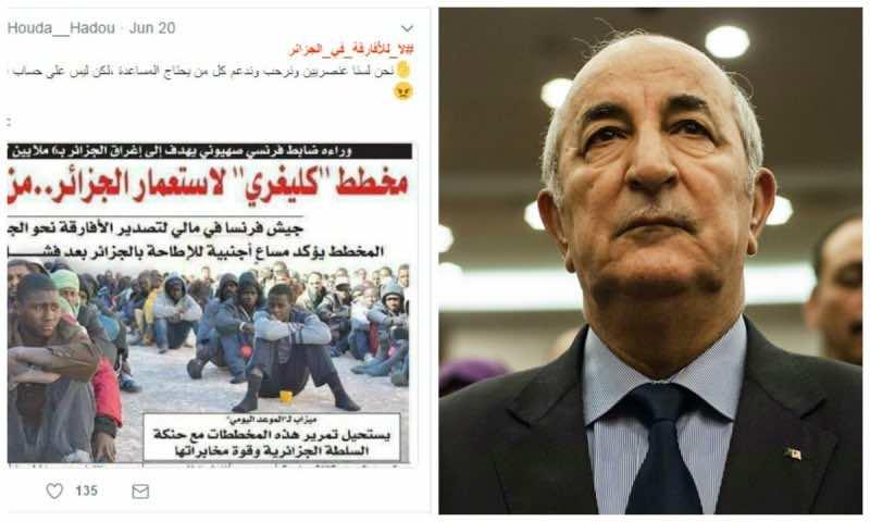 Amid Calls to Kick out Sub-Saharan Migrants, Algerian PM Says Algeria is 'Not Racist'