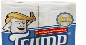 Softness without Borders: Mexican Businessman Rolls Out Trump Toilet Paper