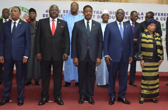 ECOWAS Gives Agreement in Principle to Morocco's Adhesion