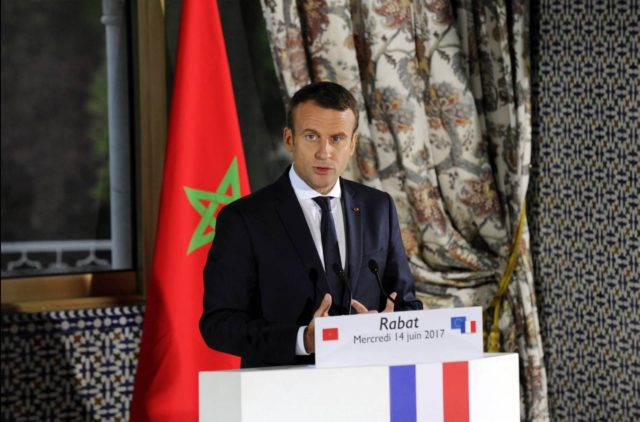 EU Migration Crisis Will Bring Macron to Morocco after Summer Vacation
