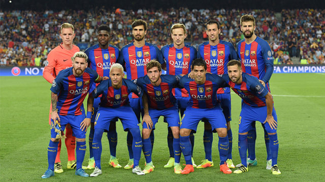 "FC Barcelona ""We are Not Affected by the Political Tensions in the Middle East"""