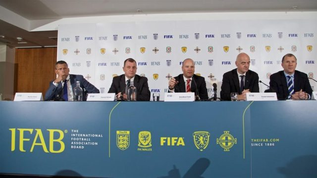 FIFA's Rulebook Subject to Some Potentially Big Changes