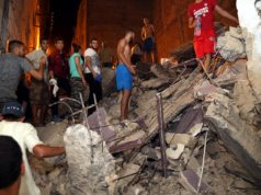Fez: Two Apartment Blocks Collapse