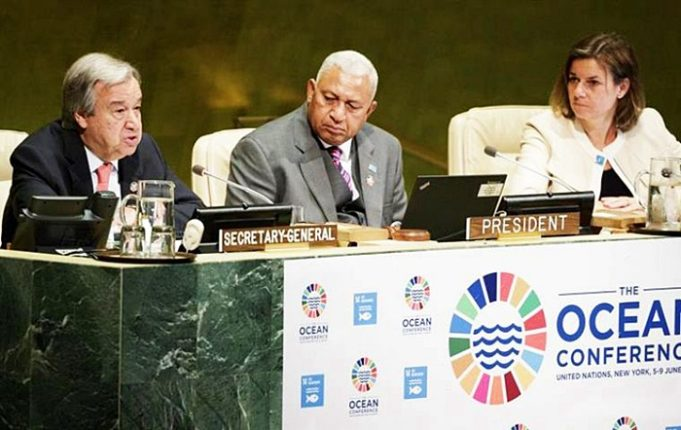 Morocco Elected Vice-President of UN Conference on Oceans