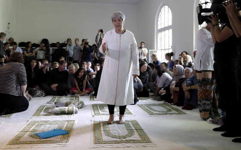 German Woman Opens Liberal Mosque in Berlin