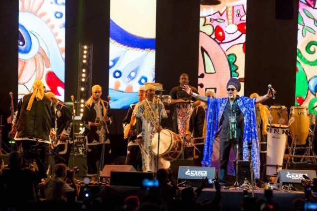 Gnaoua World Music Festival Kicks Off to Massive Crowds