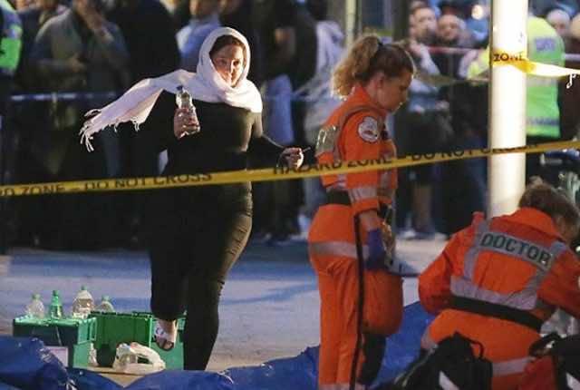 Grenfell Tower fire: Muslims helped saving Lives