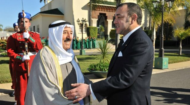Gulf Crisis: King Mohammed VI Supports Kuwaiti Efforts to Defuse Tension