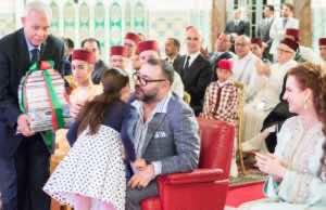 King Mohammed VI Graduation Ceremony of Royal School