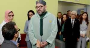 King Mohammed VI Inaugurates Medical-Psycho-Social Center in Casablanca