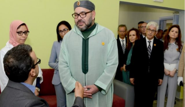 King Mohammed VI Inaugurates Medical-Psycho-Social Center in Casablanca