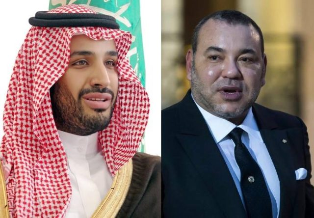 King Mohammed VI Congratulates Mohammed Bin Salman on Appointment as Crown Prince