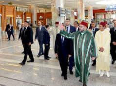 King Mohammed VI in Fez