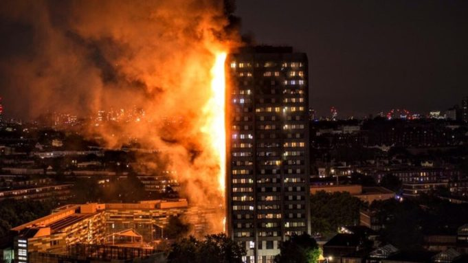 London Fire: Moroccans Are Likely Among Fatalities