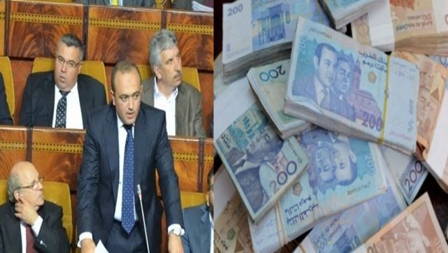 MAD 170 Million Seized at House of Moroccan Town's Mayor, Zine El Abidine Hawass