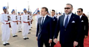 Macron to Visit Morocco Next Week to Launch LGV with King Mohammed VI