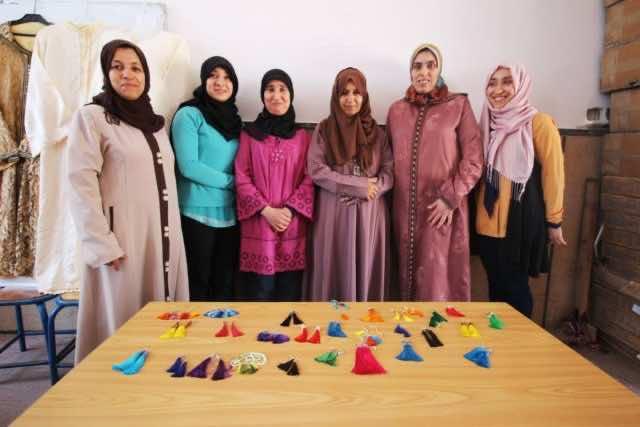 Meet the Grassroots Association Empowering Moroccan Women