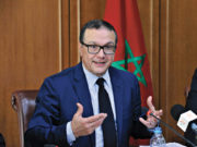 Minister of Economy and Finance Mohammed Boussaid