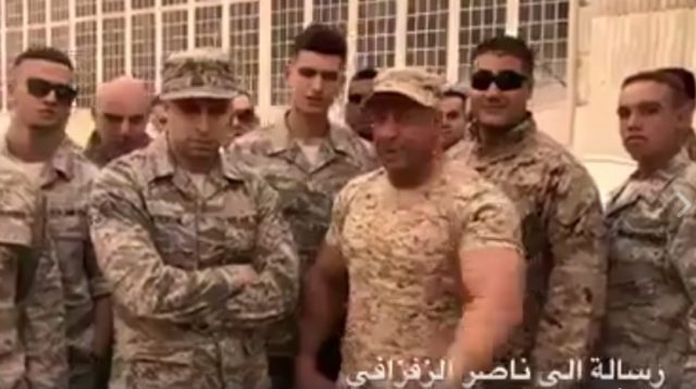 Moroccan Armed Forces Denounce Video Threatening Zafzafi
