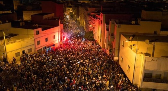Moroccan Government Stresses Rif Protests' Right to Express 'Legitimate' Demands
