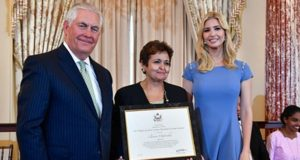 Moroccan Judge Amina Oufroukhi Named Anti-Trafficking 'Hero'