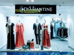 "Moroccan Traditional Clothing Brand ""Diamantine"" Opens Store in Lebanon"