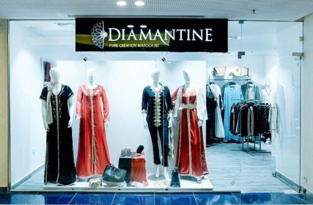 """Moroccan Traditional Clothing Brand """"Diamantine"""" Opens Store in Lebanon"""