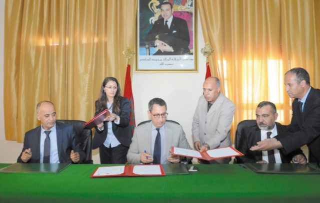 Morocco's OCP to Give MAD 10 Million to Oued Zem Football Club