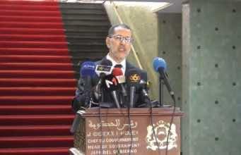 Morocco's Head of Government Expresses Regret over Violence in Al Hoceima