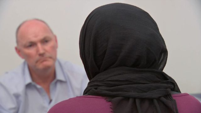 Valeria Khadija Collina, the mother of the Moroccan-Italian London Bridge attacker Youssef Zaghba