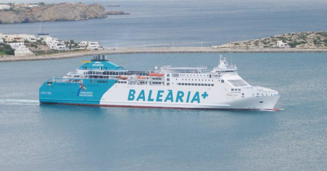 New Ferry Route Between Nador and Almeria