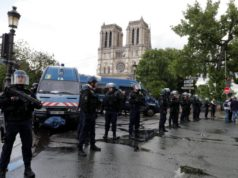 Police in Notre Dame Respond to Gunshots