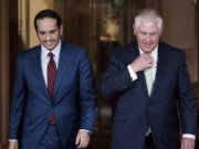 "Qatar FM to Tillerson: ""Demands Should be Rational"""