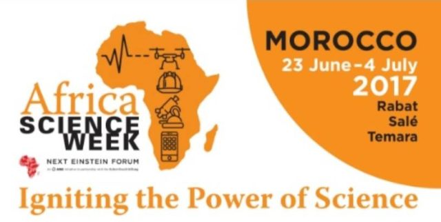 Rabat Hosts African Science Week June 23-July 4