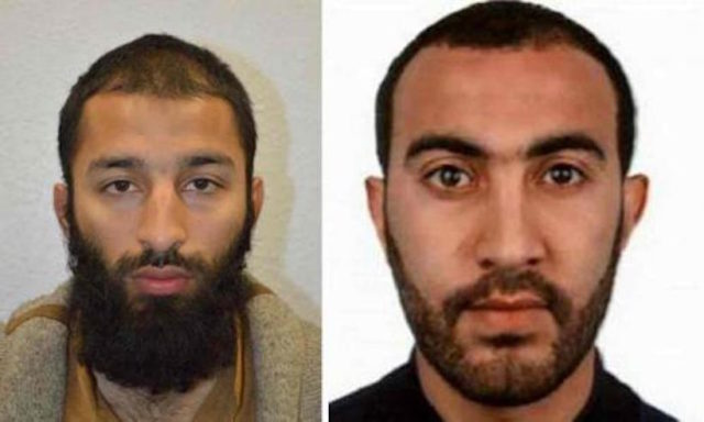 UK Police Identify First Two London Attackers