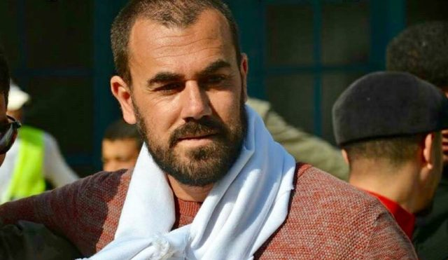 Nasser Zefzafi a Finalist for Sakharov 'Freedom of Thought' Prize