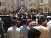 Rif Protests Mourners of Accused Activist's Father Demand Release of All Detainees