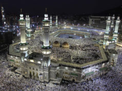 "2 Million Hajj Pilgrims Performed ""Stoning of the Devil"" Ritual"