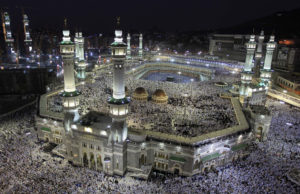 """2 Million Hajj Pilgrims Performed """"Stoning of the Devil"""" Ritual"""