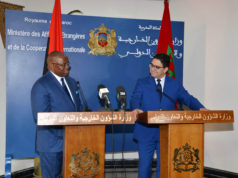 Seeking Friends in Southern Africa, Bourita Meets with Angolan Foreign Minister