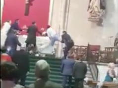 Spain: Moroccan Disrupts Wedding Shouting Allahu Akbar
