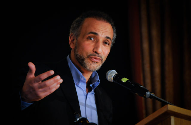 Swiss scholar and prominent European Muslim figure Tarik Ramadan