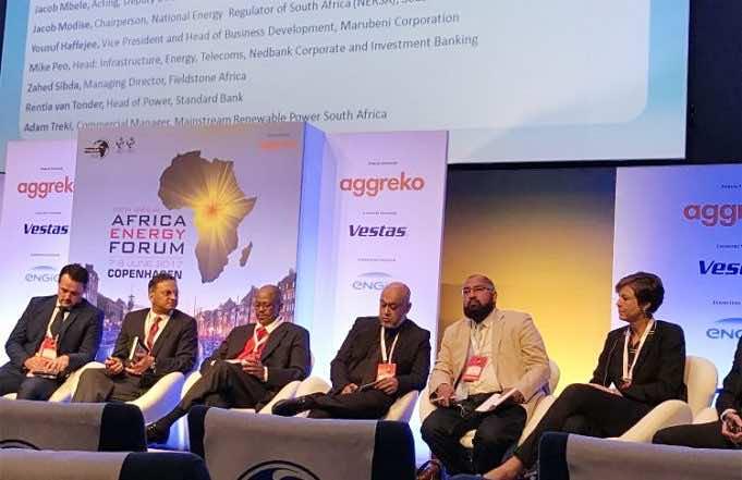 The Africa Energy Forum (AEF) 2017