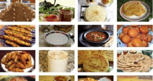 The Fuel of Ramadan Favourite Moroccan Dishes