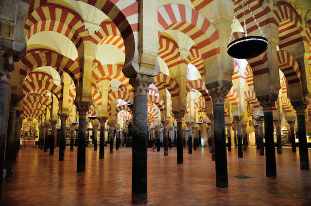 The Great Mosque of Córdoba. Photo by J-Fish