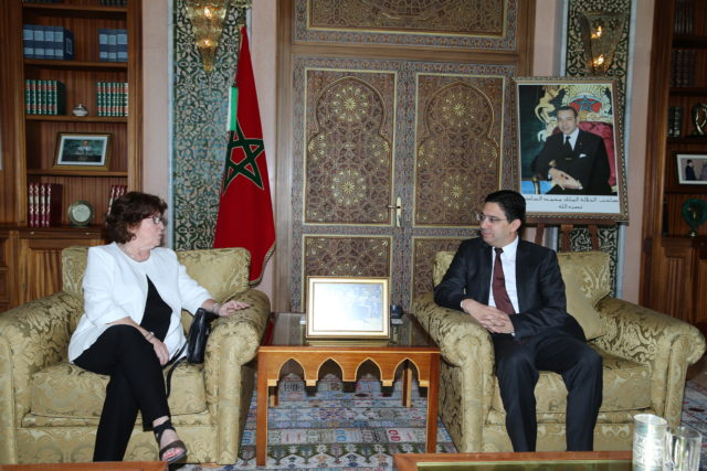 UN Migration Representative Holds Meeting with Ministers in Rabat