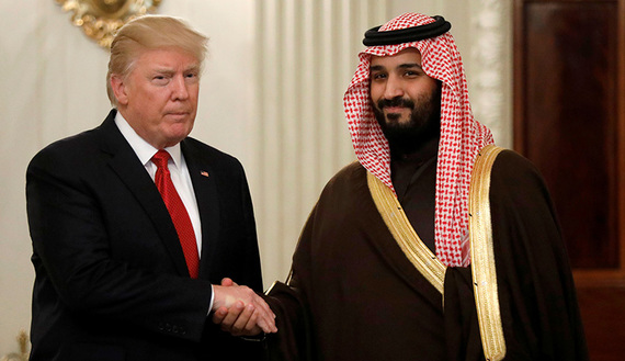 Trump a reluctant critic of Saudi Arabia despite pressure to act